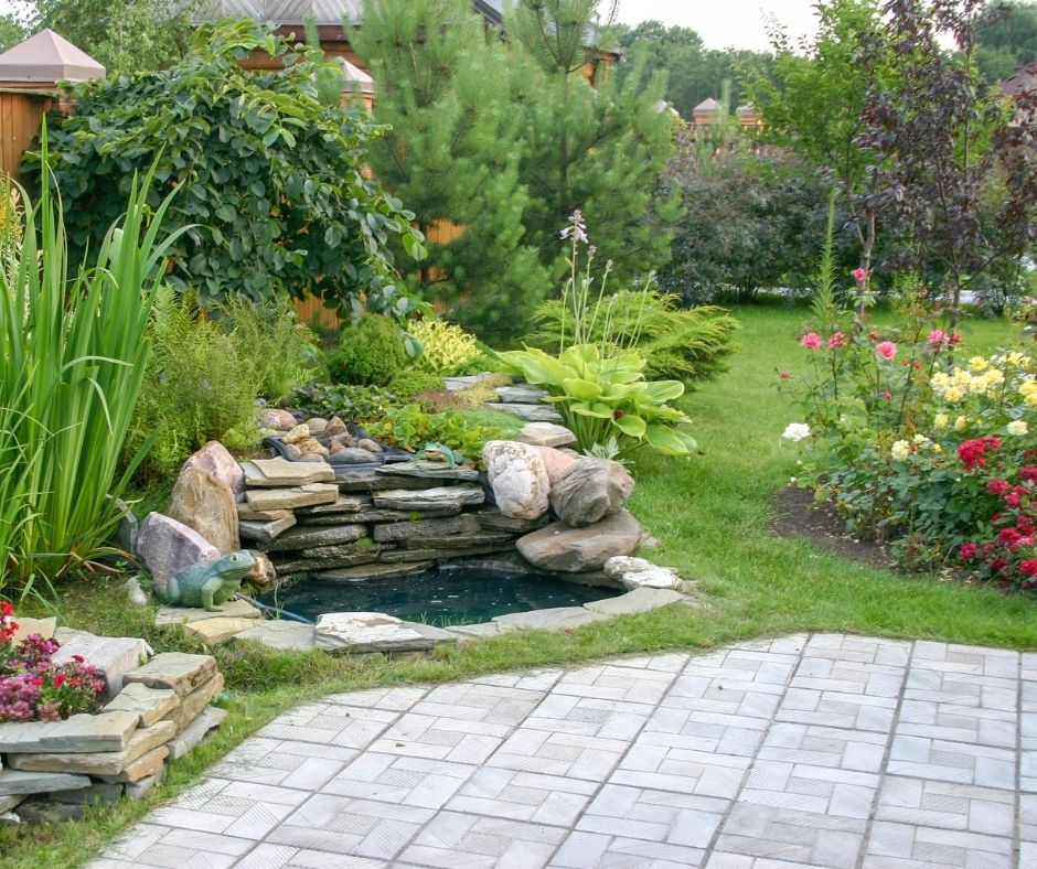 Landscape Design & Planting Services - Greenhouse to Garden
